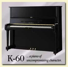 Kawai upright piano k60 for Yamaha upright piano lock key