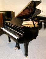Upright Yamaha Piano