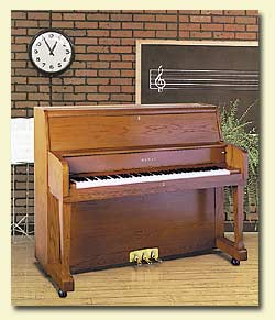 Kawai Upright Piano Ust7
